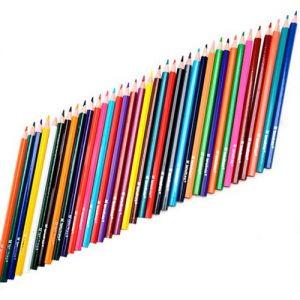 Цветни моливи - 24бр.