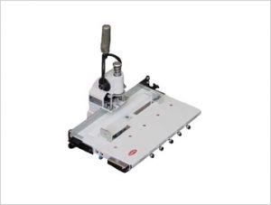 SPC F.P.I (Х) - ръчна пробиваща машина за 1 отвор с капацитет до 300 листа