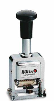 Kw-Trio 20600 - шестцифрен ръчен номератор