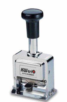 KW-Trio 21000 - десетцифрен номератор