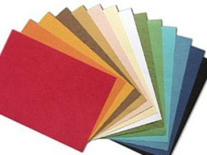 LG корици, 250 гр./м2, А4, всички цветове 100бр.
