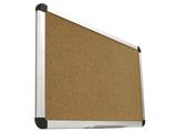 Корково табло с алуминиева рамка OP 90x180 cm