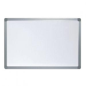 Бяло табло с алуминиева рамка 90х120 cm