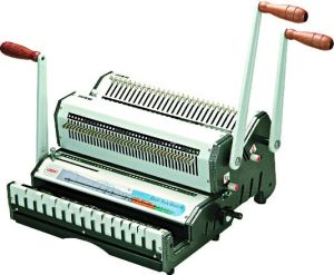 Подвързваща машина 21172 - за метална спирала стъпка 3:1 и 2:1