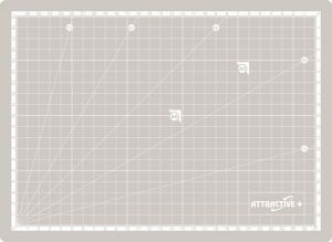 Подложка за рязане А2 / 450 x 600 мм./