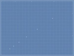 Подложка за рязане А0 / 1200 x 900 мм./