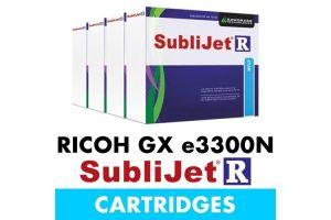 Касети за сублимация SubliJet GC31 за Ricoh - ОРИГИНАЛНИ
