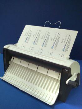 22880 - ръчна машина за рязане на визитки А4/12 бр.
